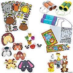 Zoo Boredom Buster Kit
