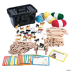 Zoo Challenge STEM At-Home Learning Kit