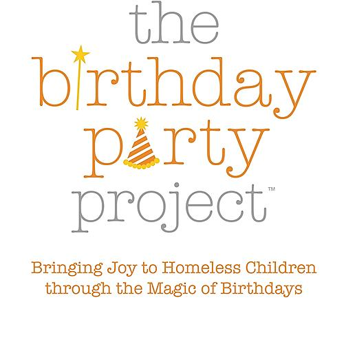 Birthday Party Project Logo