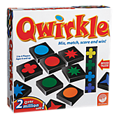 Mindware's Qwirkle Board Game