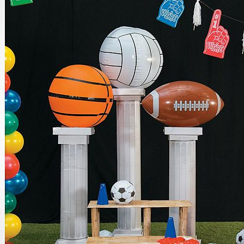 game on vbs decorations