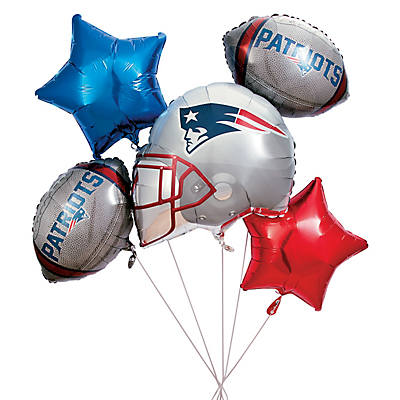 20ef3df1 New England Patriots Tailgate & Party Supplies   OrientalTrading.com ...