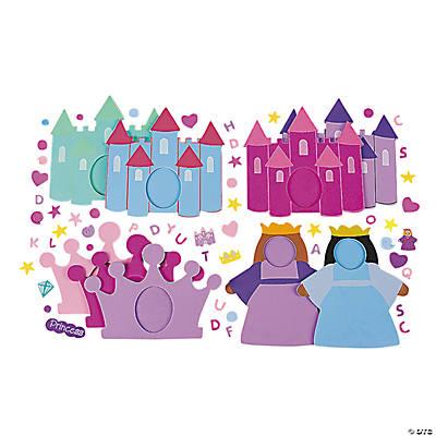 24 Fabulous Foam Princess Frames