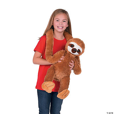 43 Giant Long Arm Stuffed Sloth