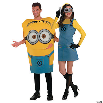 Adult's Despicable Me™ Minions Couples Costumes