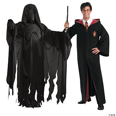 Adult's Harry Potter™ & Dementor Couples Costumes Image Thumbnail