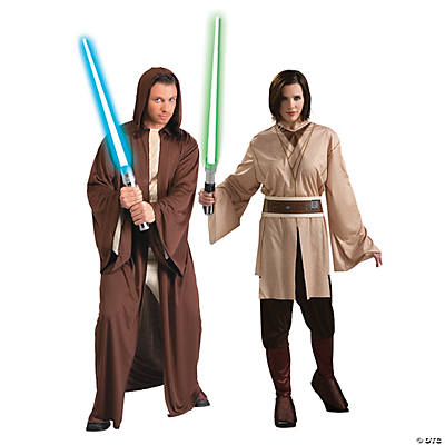 Adult's Star Wars™ Jedi Knights Couples Costumes