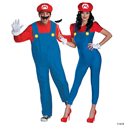 Adult's Super Mario Bros.™ Mario Costumes