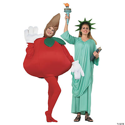 Adult's Big City Couples Costumes Image Thumbnail