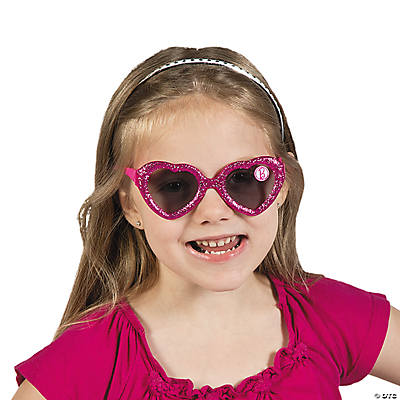 94757dec6b Barbie™ Sparkle Glitter Heart Glasses