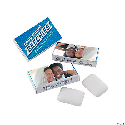 Beechies<sup>®</sup> Wedding Custom Photo Gum