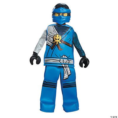 Boys Prestige Ninjago Jay Walker Costume Medium