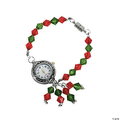 Christmas Crystal Watch Idea