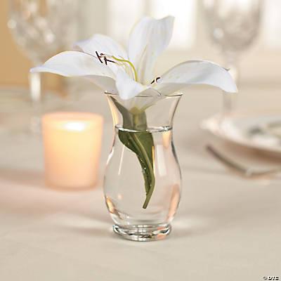 Concave Urn Shaped Vase