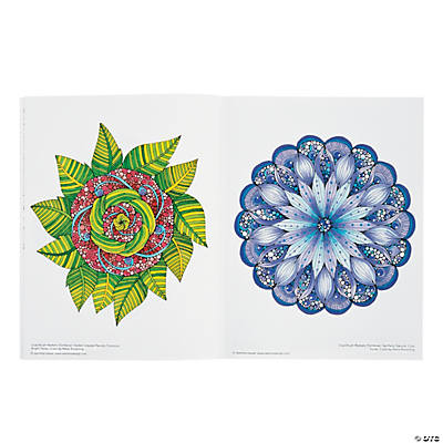 Creative Coloring Book: Mandalas