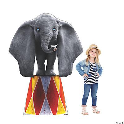 Large Stickers Rewards Party Favors Elephant 10 Dumbo
