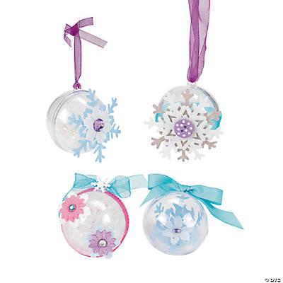 Clear Christmas Ornaments.Diy Clear Christmas Ornaments 48