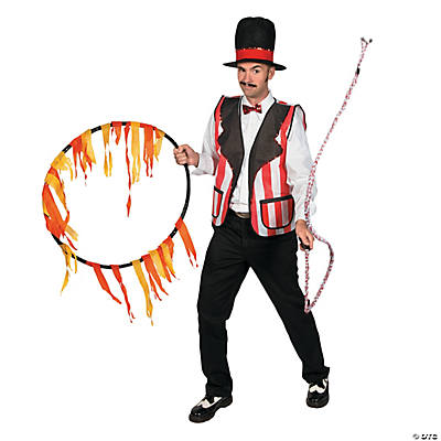 Diy Lion Tamer Costume Idea Oriental Trading