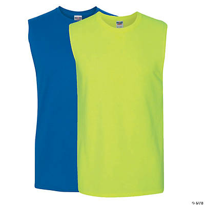 Dri-Power® Active Sleeveless 50/50 T-Shirt by Jerzees® Image Thumbnail