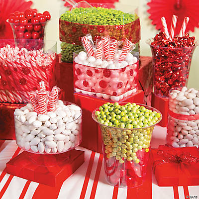Fine Festive Christmas Candy Buffet Idea Download Free Architecture Designs Oxytwazosbritishbridgeorg