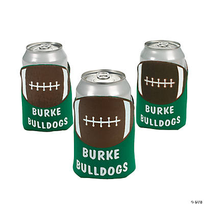 Football Personalized Can Sleeves Image Thumbnail