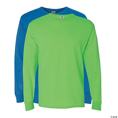 Fruit of the Loom® HD Cotton™ Long Sleeve T-Shirt