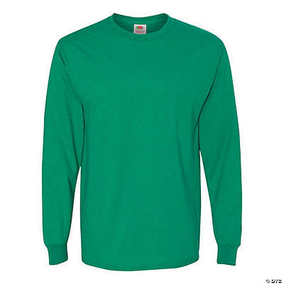 Fruit of the Loom® HD Cotton™ Long Sleeve T-Shirt Image Thumbnail