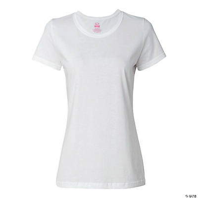 Fruit of the Loom® HD Cotton™ Women's Short Sleeve T-Shirt Image Thumbnail