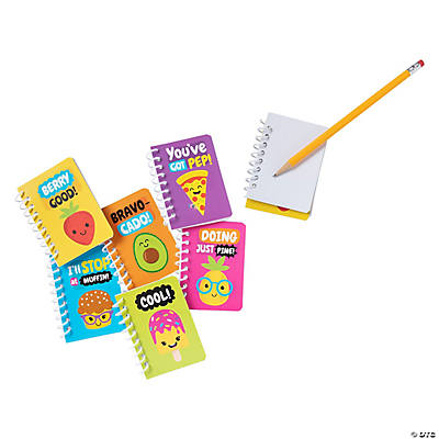 SCHOOL REWARDS PARTY//LOOT BAGS SMILEY FACE NOTEBOOKS HAPPY PRIZES
