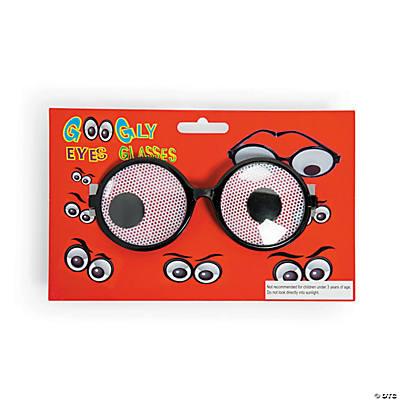 googly eyes pinhole glasses