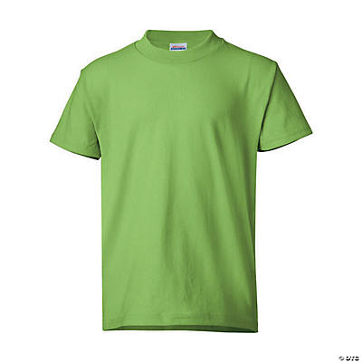 Hanes® ComfortBlend® EcoSmart® Youth T-Shirt Image Thumbnail