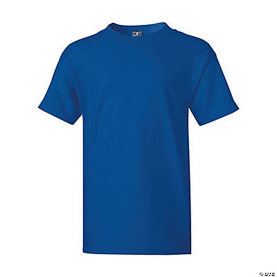 Hanes® Youth Beefy Tee Image Thumbnail