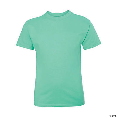 Hanes® Youth Tagless T-Shirt Image Thumbnail