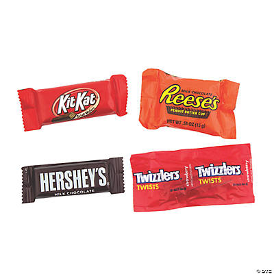 All Time Greats Snack Size Candy with