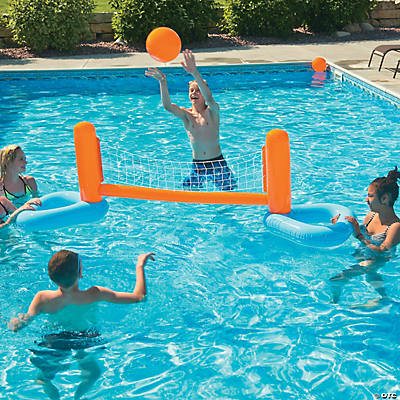 Inflatable Water Volleyball Set