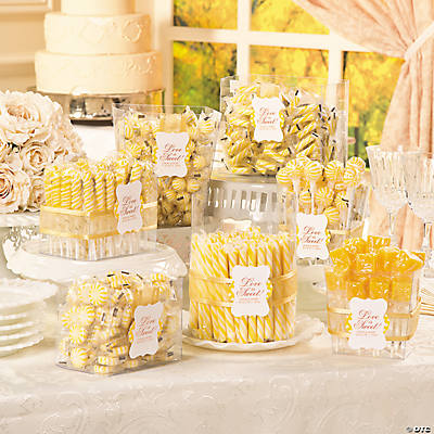 Love is Sweet Candy Buffet Idea Image Thumbnail