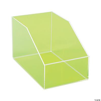 Medium Glow Edge Acrylic Bins