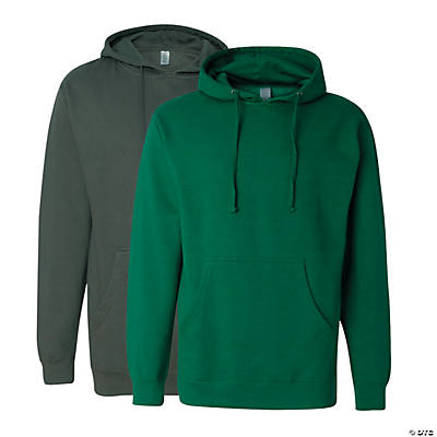 Midweight Hooded Pullover Sweatshirt Image Thumbnail