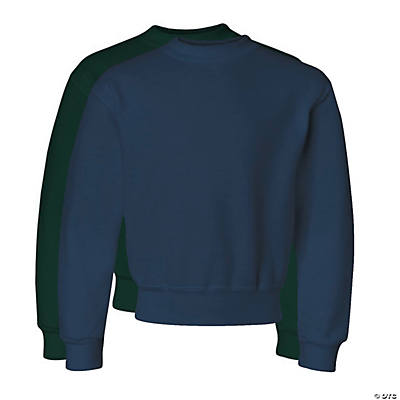 NuBlend Youth Crewneck Sweatshirt by Jerzees® Image Thumbnail