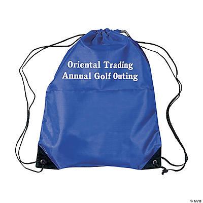 Nylon Personalized Drawstring Bags