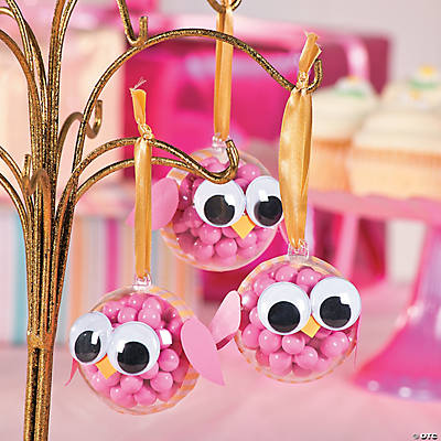 Owl Baby Shower Favors Idea