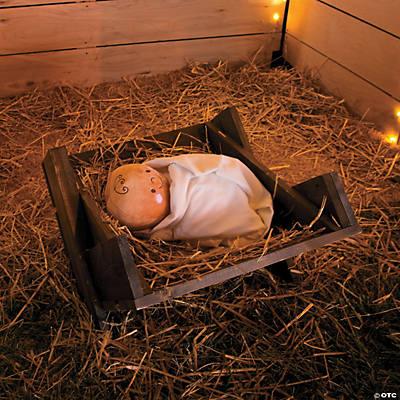 Pageant Plush Baby Jesus