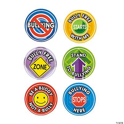 Paper Anti Bullying Sticker Rolls