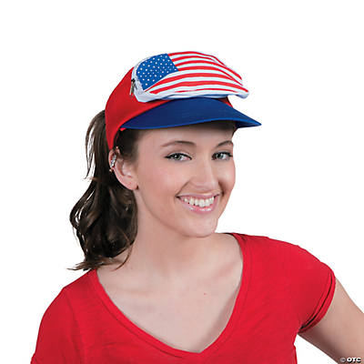 aa408b41 Patriotic Fanny Pack Visors
