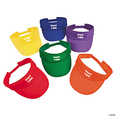 Personalized Bright Visors Discontinued