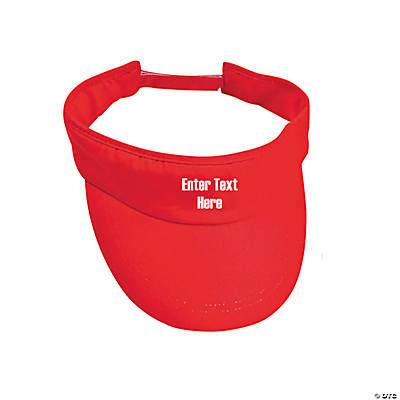 Personalized Bright Visors