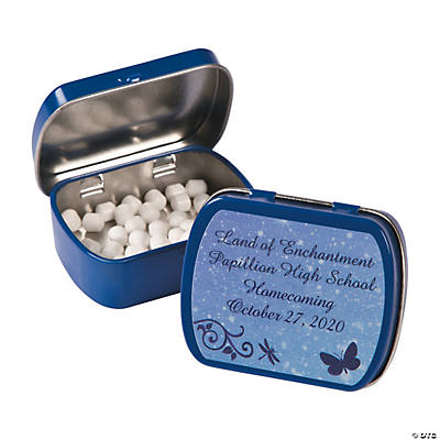 Personalized Enchantment Mint Tins Image Thumbnail