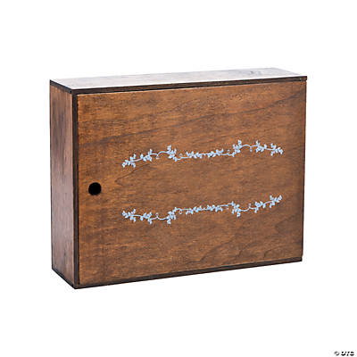 Personalized Love Letters & Wine Unity Ceremony Box