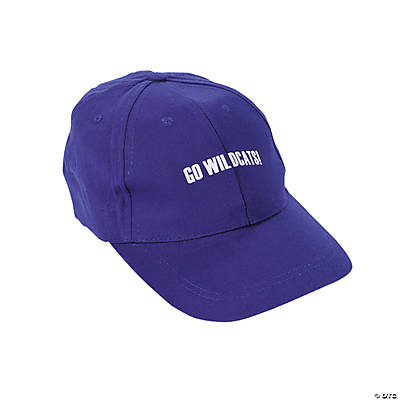 07ad64904c1 Personalized Purple Baseball Caps - Discontinued