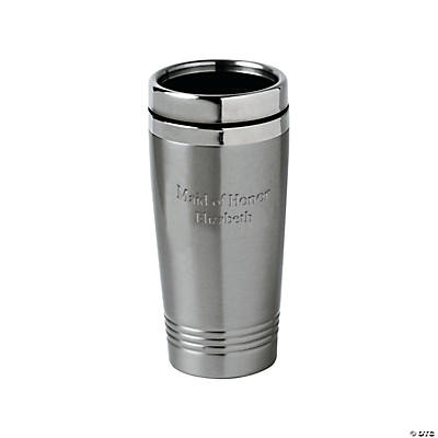 Personalized Travel Mug Image Thumbnail
